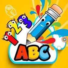 Activities of ABC writing alphabet 2