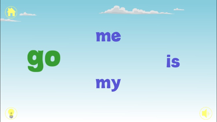 Kindergarten Sight Words : High Frequency Words to Increase English Reading Fluency screenshot-3