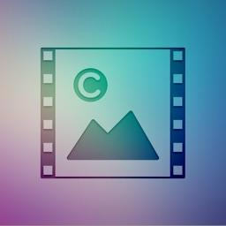 Watermark Video Square - Video Watermarking App for Instagram Facebook and Twitter
