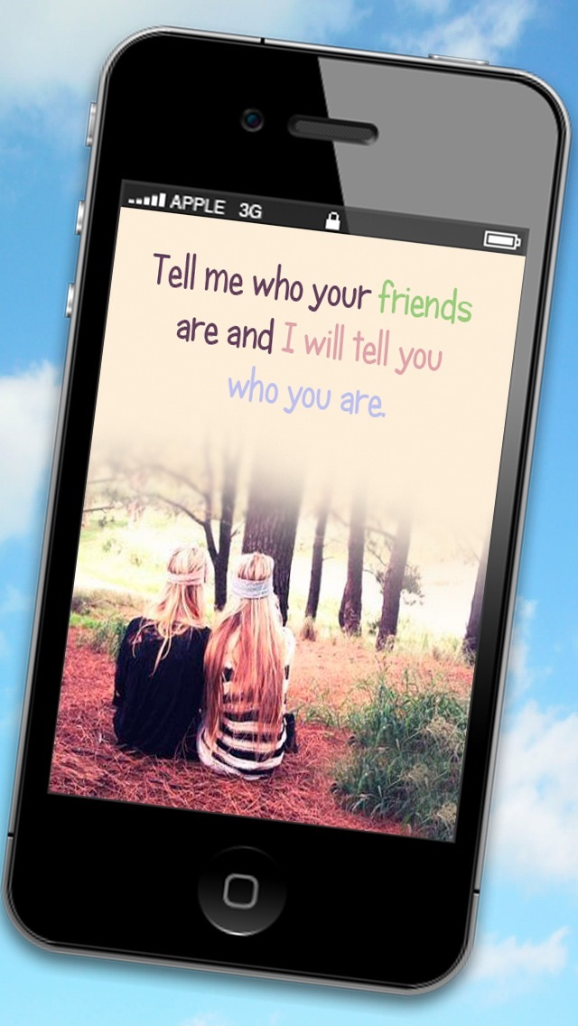 Friendship quotes pictures to share with your friends screenshot four