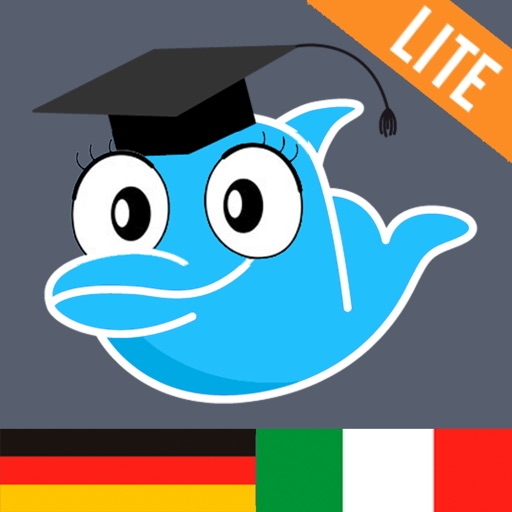 Learn German and Italian Vocabulary: Memorize Words - Free