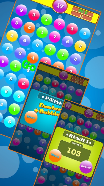 Addition & Multiplication Number Bubbles screenshot-4