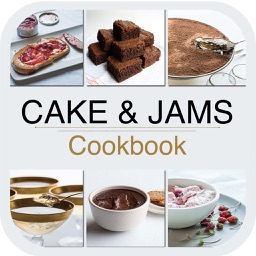 Cake and Jams Cookbook