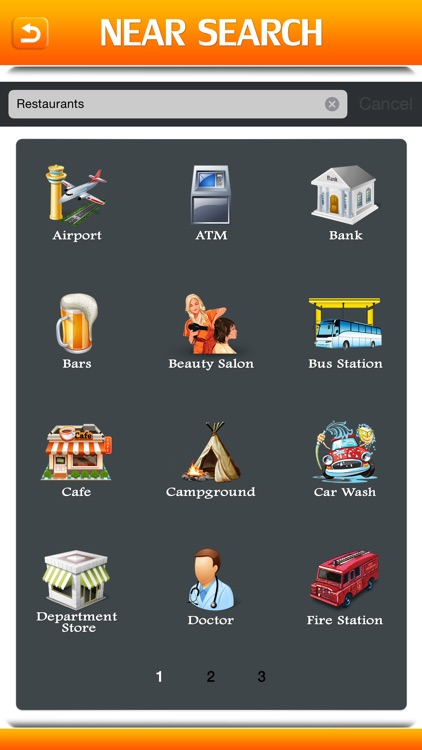 Best App for Chick-fil-A Restaurants Locations screenshot-3