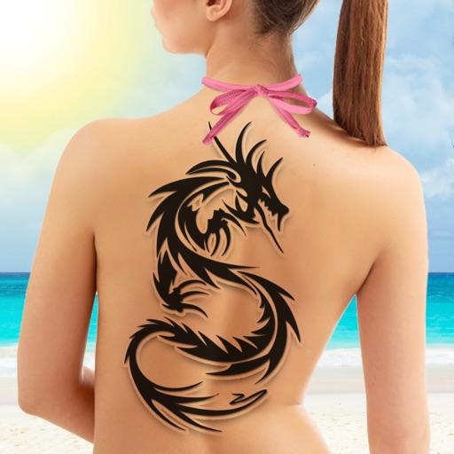 Tattoo Maker Photo Editor and Fake Ink Tattoos