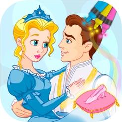 Prenses Kulkedisi Boya Kizlar Icin Boyama Oyunlari App Store Da