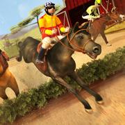 骑马 冠军 游戏 免费