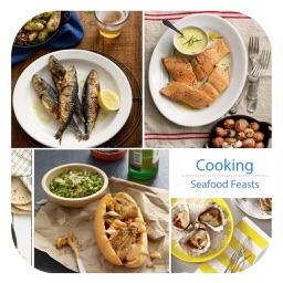 Cookbook - Seafood Feasts for iPad Version