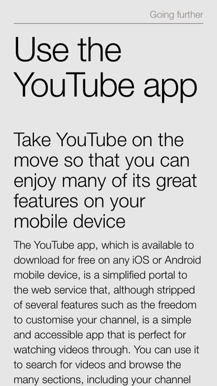 Complete Manual: YouTube Edition screenshot-3