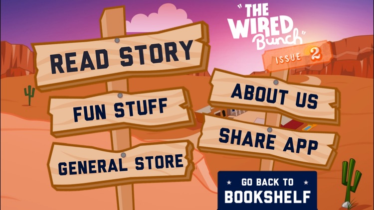 The Wired Bunch: Issue 2 - Interactive Children's Story Book screenshot-4