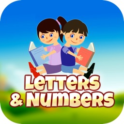 Letters and Numbers Tracing