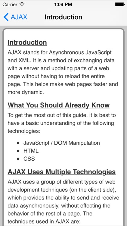 AJAX Pro FREE screenshot-1