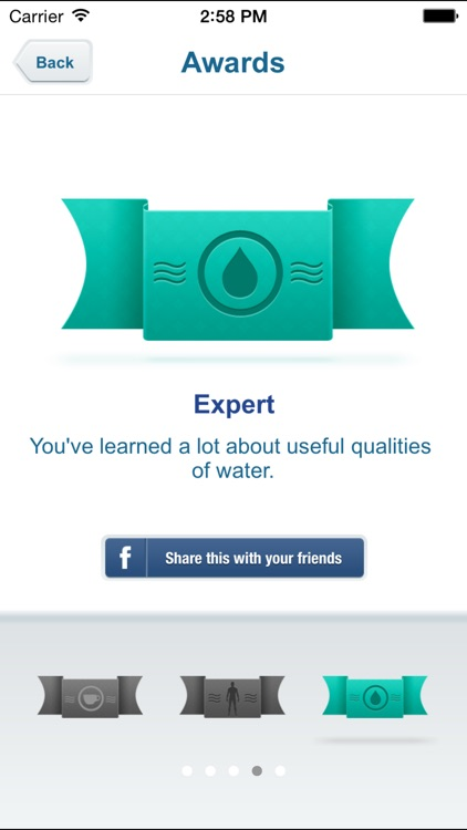 Waterbalance: best way to control level of water in your body screenshot-3