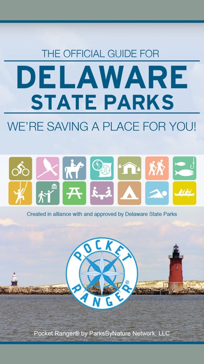 Delaware State Parks Guide- Pocket Ranger® screenshot-0