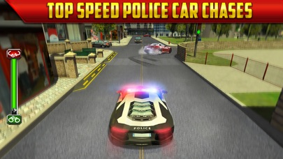 Police Car Parking Simulator Game - Real Life Emergency Driving Test