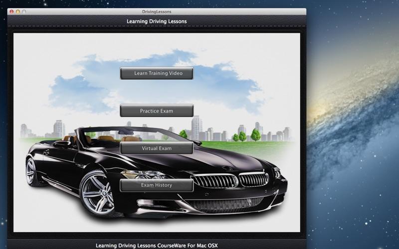 Driving Lessons screenshot 1