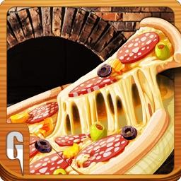 Pizza Scramble - Crazy rising star chef's girls kids kitchen Game