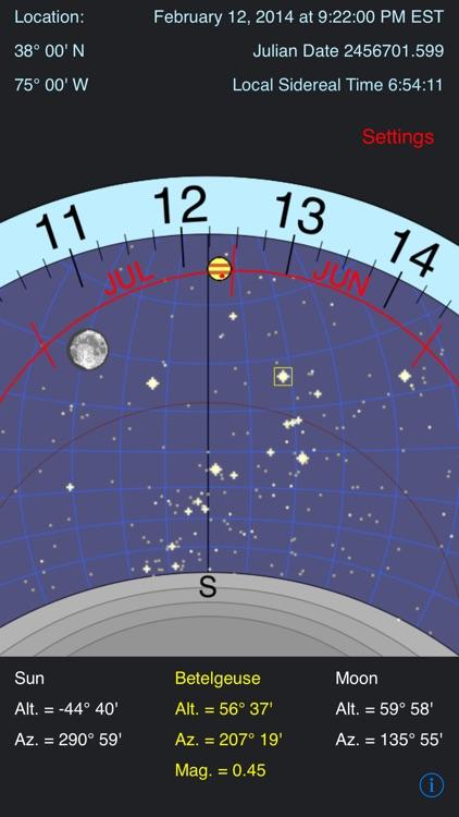 Astrolabe Clock