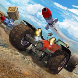 An Offroad Heroes Free: Action Destruction Rally Racing 3D