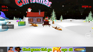 Santa Claus - The Witch Hunter screenshot one
