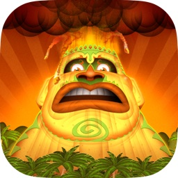 Welcome to Monster Isle in 3D - A Peek 'n Play Story App