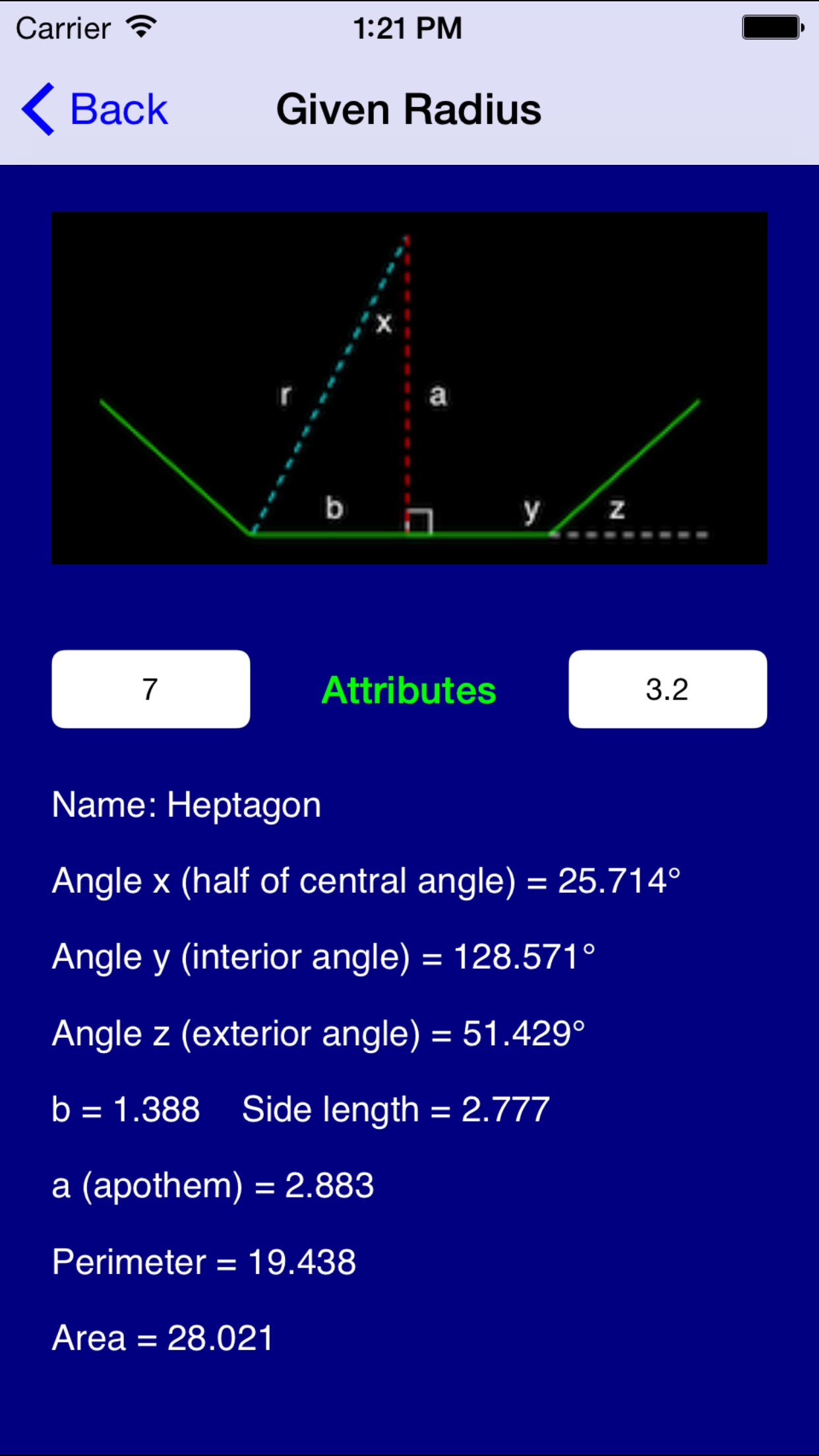 Math Pro Screenshot