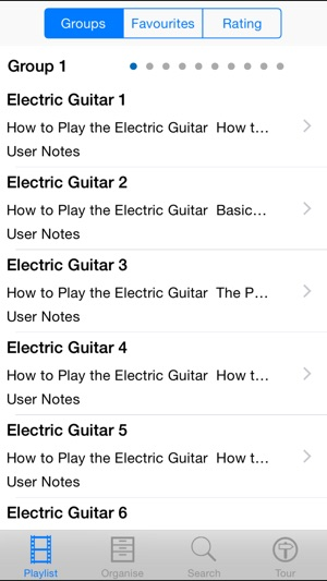 Electric Guitar Lessons - Ultimate Guide on the App Store