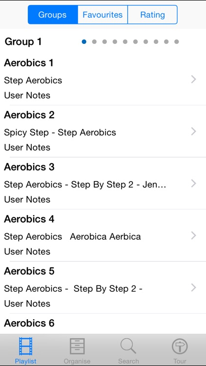 Aerobics screenshot-1