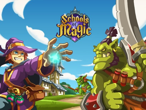 Schools of Magic Screenshot