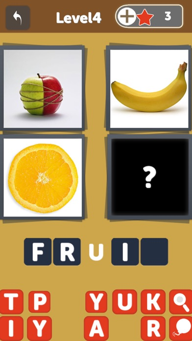OMG Guess What - Pics to words puzzle Quiz, find 1 word from 4 picture in this free family pic gameのおすすめ画像4
