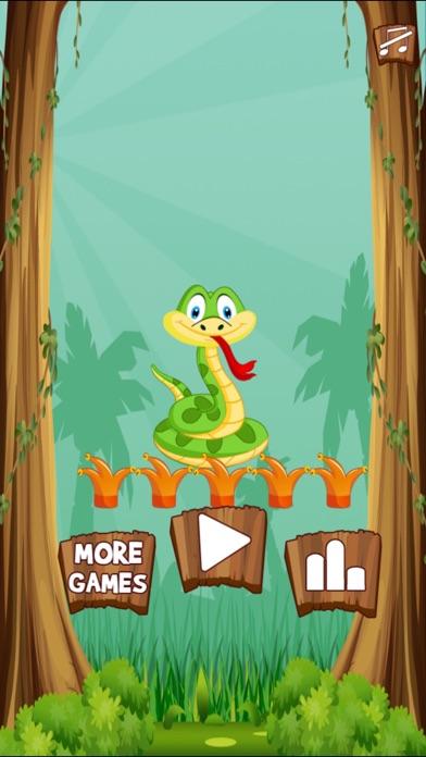 Cute Snake Jump Craze - Tiny Serpent Hopper (Free)