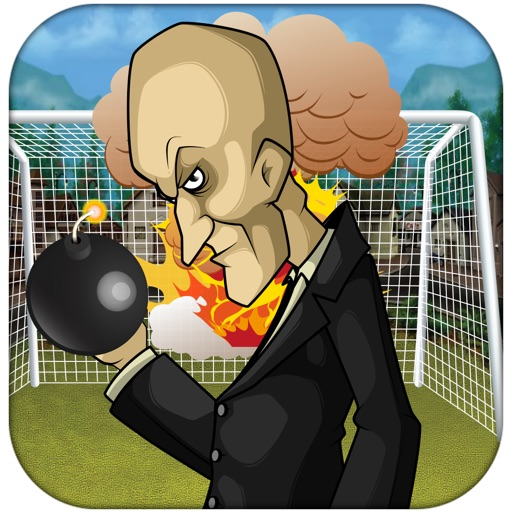 Epic Bomb Blocker Saga - awesome football kick game icon