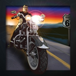 Chopper Bike - Be The King Rider On The Highway