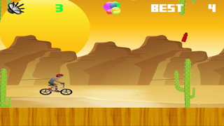 Xtreme Skills BMX Bike Rider Trials: Mad Race Grind screenshot four