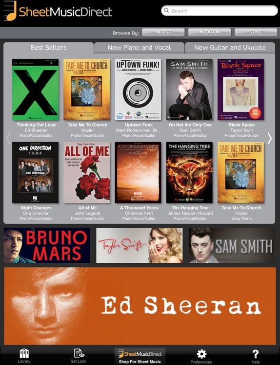 SheetMusicDirect.us