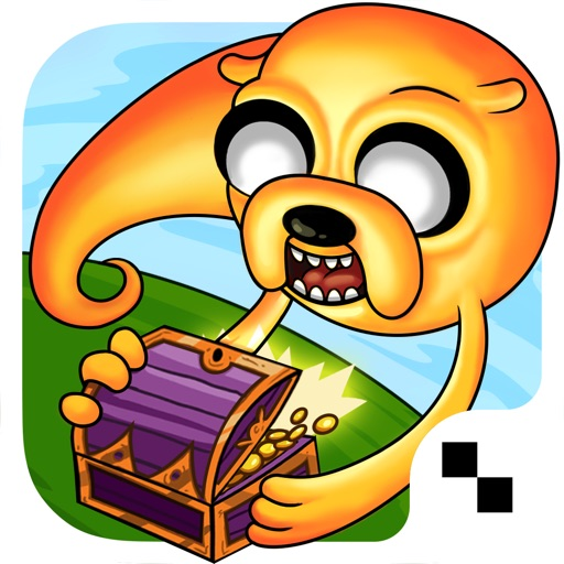 Treasure Fetch - Adventure Time icon