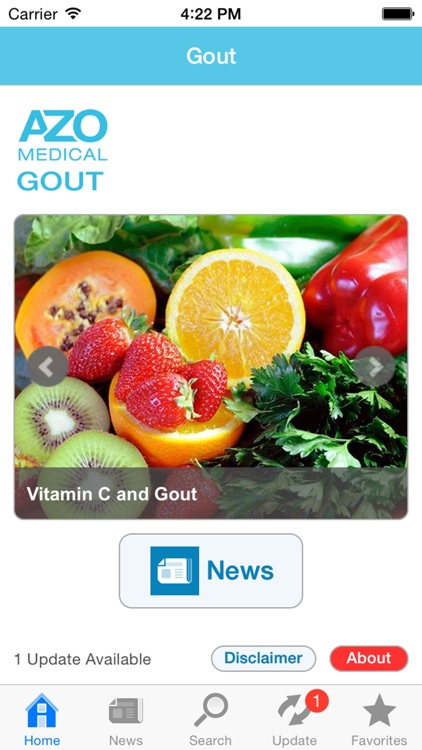 Gout by AZoMedical