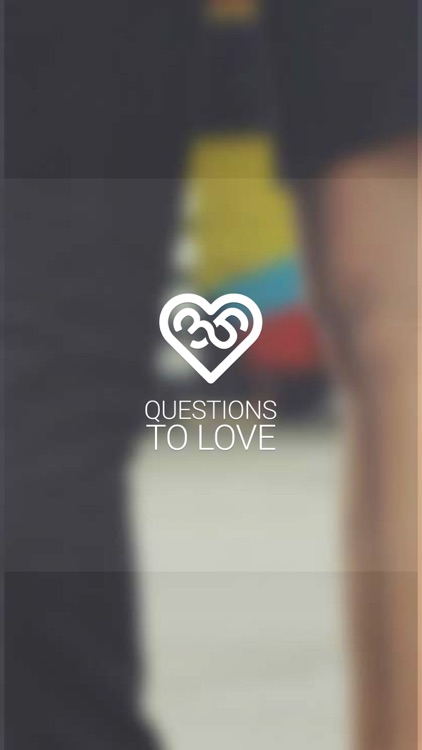 36 questions to fall in love plus affinity test