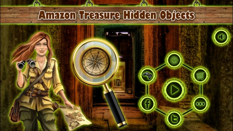 Amazon Treasure Hidden Objects screenshot-2