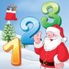 点击获取Math with Santa Free - Kids Learn Numbers, Addition and Subtraction