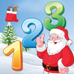 Math with Santa Free - Kids Learn Numbers, Addition and Subtraction