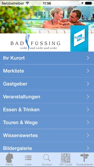 Bad Füssing Karte.Bad Füssing Im App Store