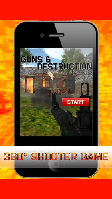 Guns & Destructionのおすすめ画像1