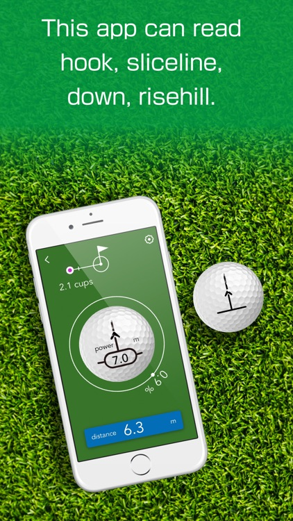 AimAid - Golf putting training app screenshot-0