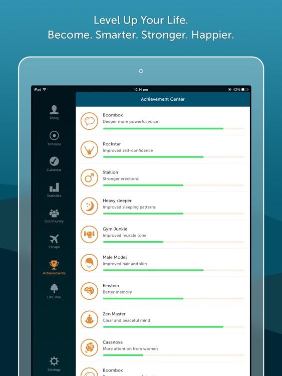 Brainbuddy for iPad - Porn & Masturbation Addiction screenshot-4