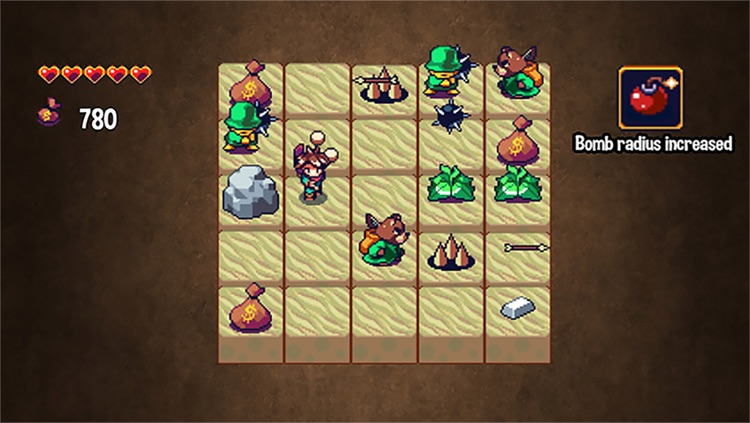 The Boy With Bombs screenshot-3