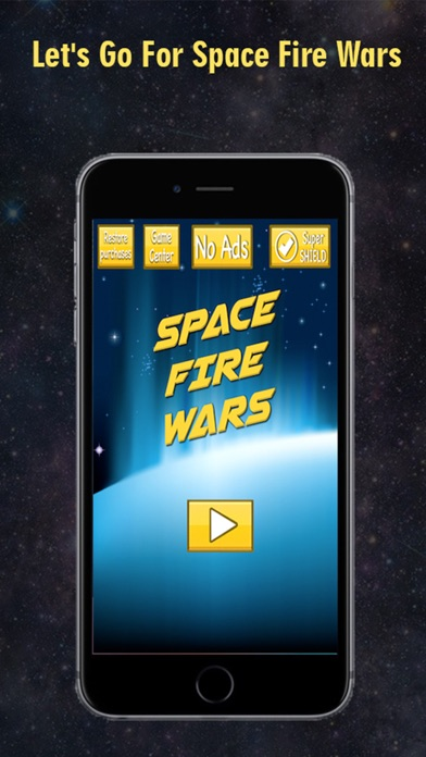 Space Fire Wars - Star Space Wars Commander
