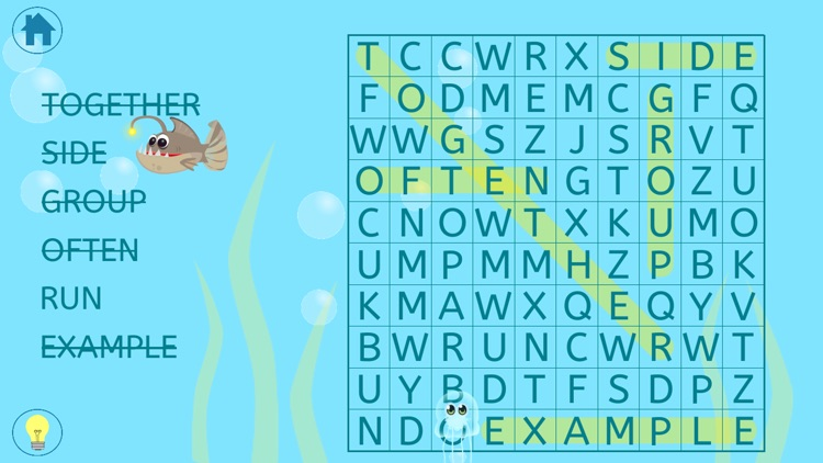Advanced Sight Words Free : High Frequency Word Practice to Increase English Reading Fluency screenshot-3