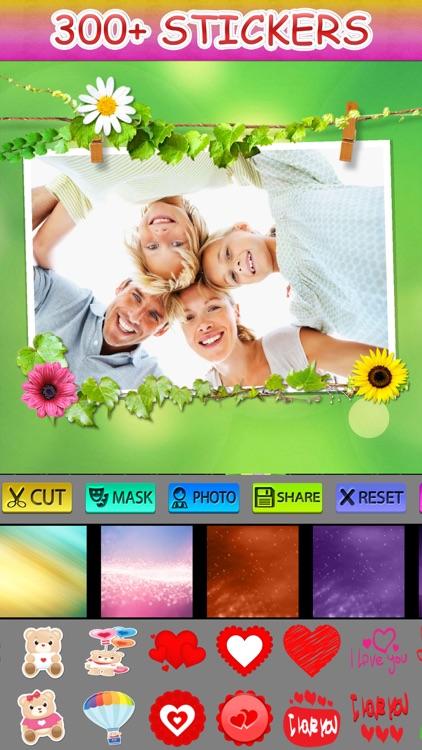 Photo Cut and Stickers screenshot-4