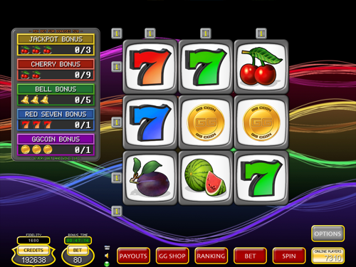 Cherry bonus 3 slot machine